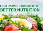 Food swaps infographic promo image crop