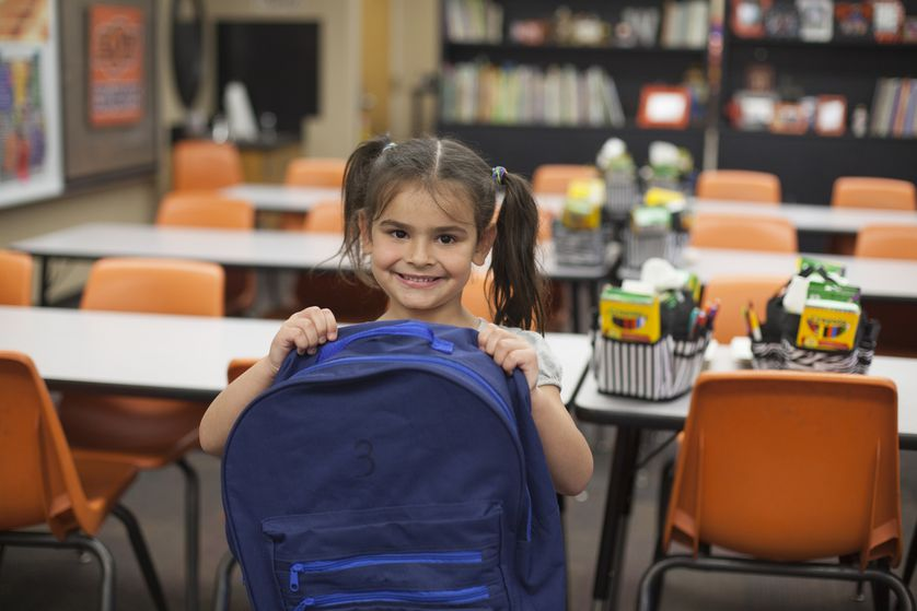 Regional Food Bank of Oklahoma Backpack Program