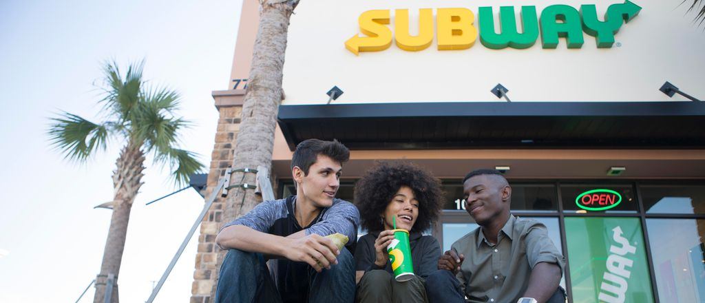 Subway® is making more of what you want. Literally.