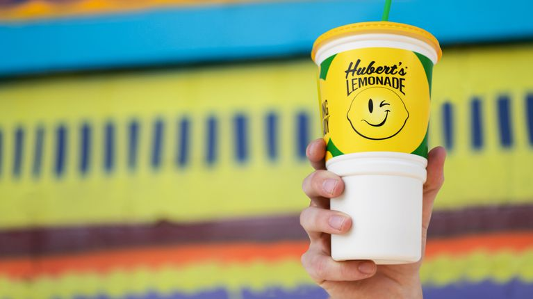 Hubert's® Lemonade at Subway® Restaurants
