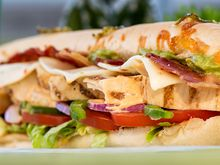 New Southwest Chipotle Chicken Club at Subway® restaurants