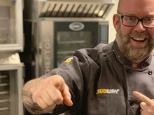 Chef Andy Dismore, Subway® Restaurants