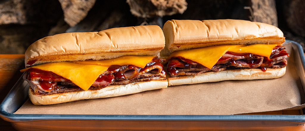 The all-new Naturally Pit-Smoked Brisket from Subway®